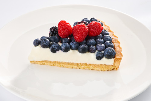Berry Tart (slice)