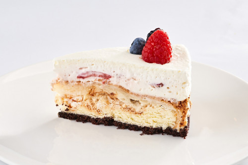 Фирменный торт Upside Down Cake (порция)
